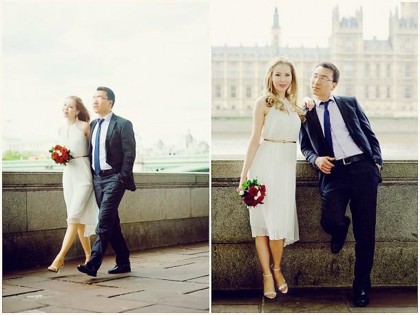 London Pre Wedding Engagement Shoot  (3)