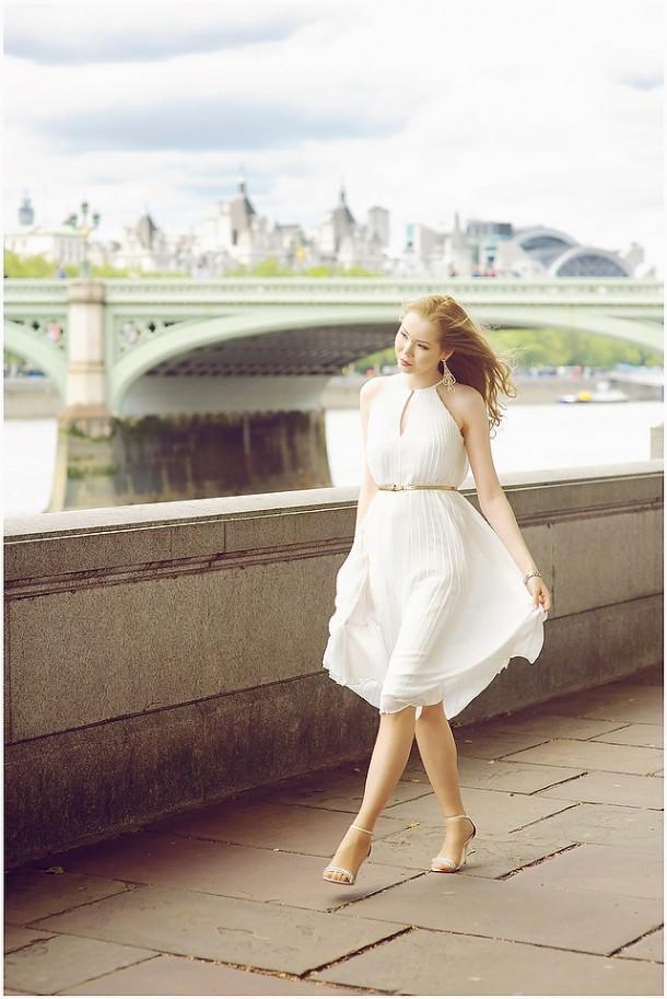 London Pre Wedding Engagement Shoot  (4)