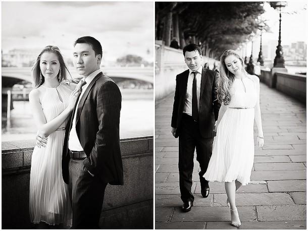 London Pre Wedding Engagement Shoot  (6)