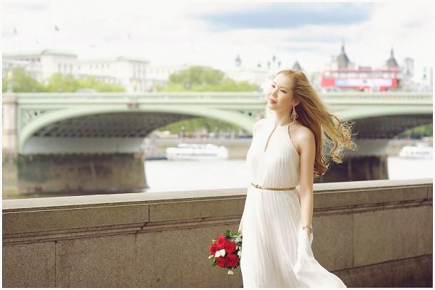 London Pre Wedding Engagement Shoot  (7)