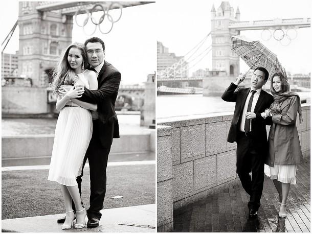 London Pre Wedding Engagement Shoot  (13)