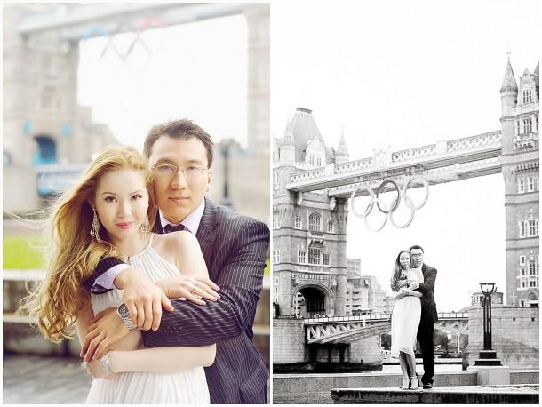 London Pre Wedding Engagement Shoot  (14)