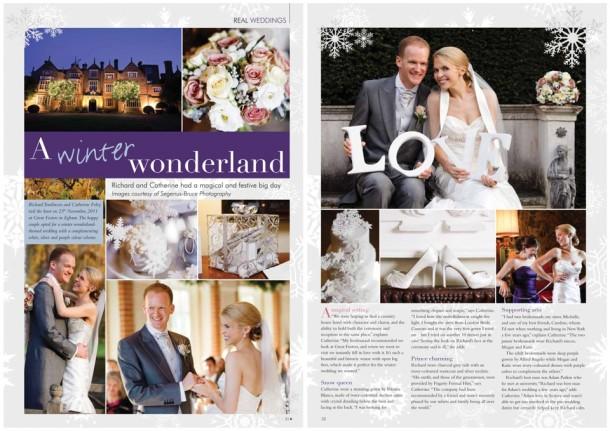 Great Fosters Your Surrey Wedding Magazine (2)