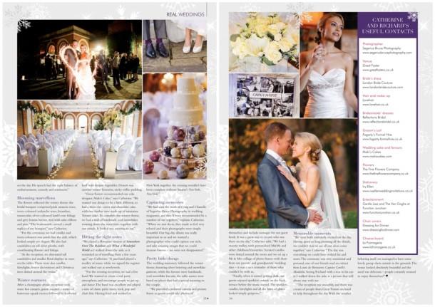Great Fosters Your Surrey Wedding Magazine (3)