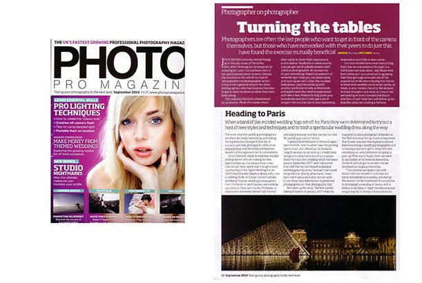 Photo Pro Magazine