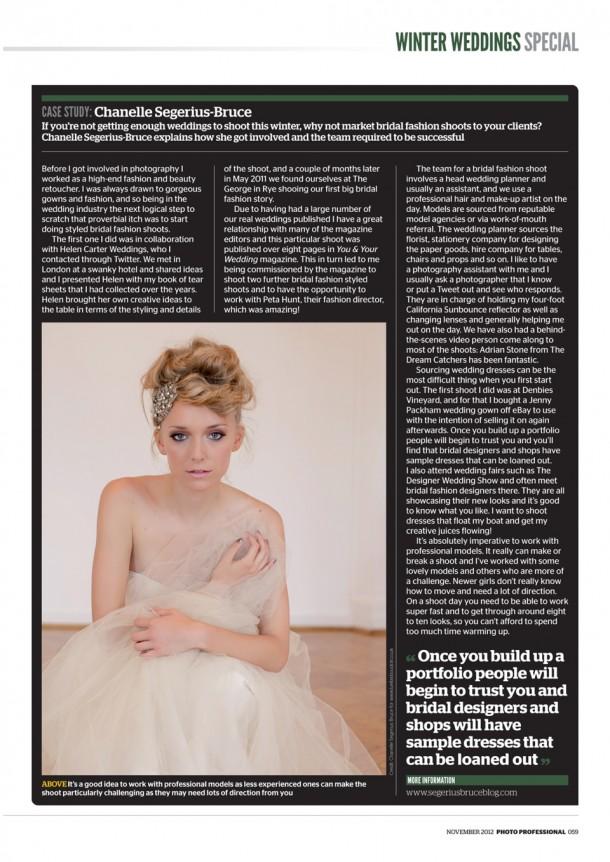 Cover of Photo Pro Magazine (1)