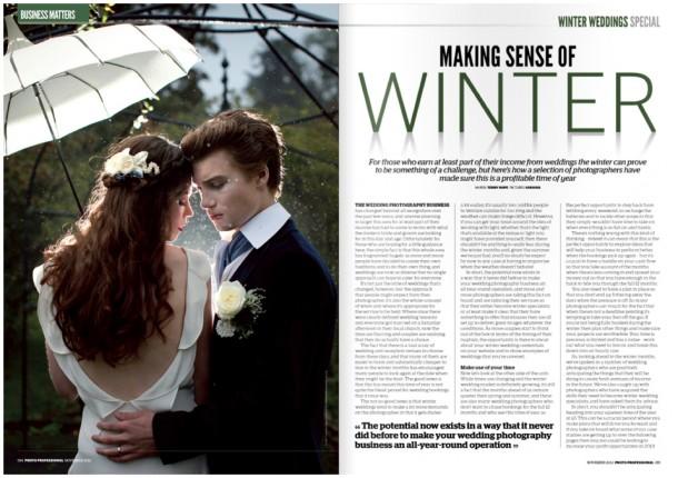 Cover of Photo Pro Magazine (2)