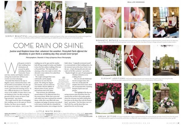 Wedding Venues & Services Magazine Segerius Bruce  (1)