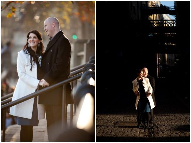 Winter London Engagement Pre Wedding Shoot (6)