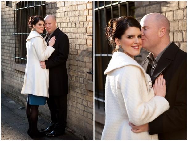 Winter London Engagement Pre Wedding Shoot (9)