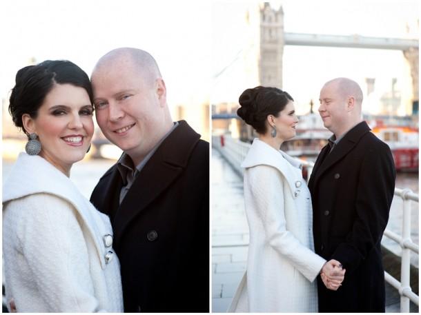 Winter London Engagement Pre Wedding Shoot (10)