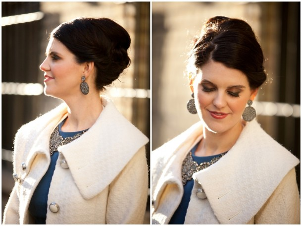 Winter London Engagement Pre Wedding Shoot (15)