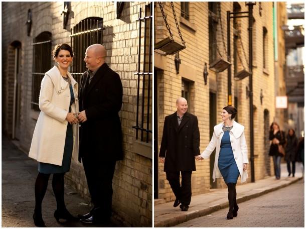 Winter London Engagement Pre Wedding Shoot (16)