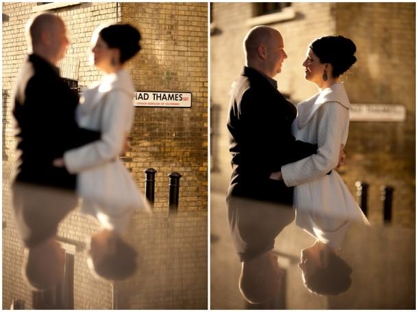 Winter London Engagement Pre Wedding Shoot (18)