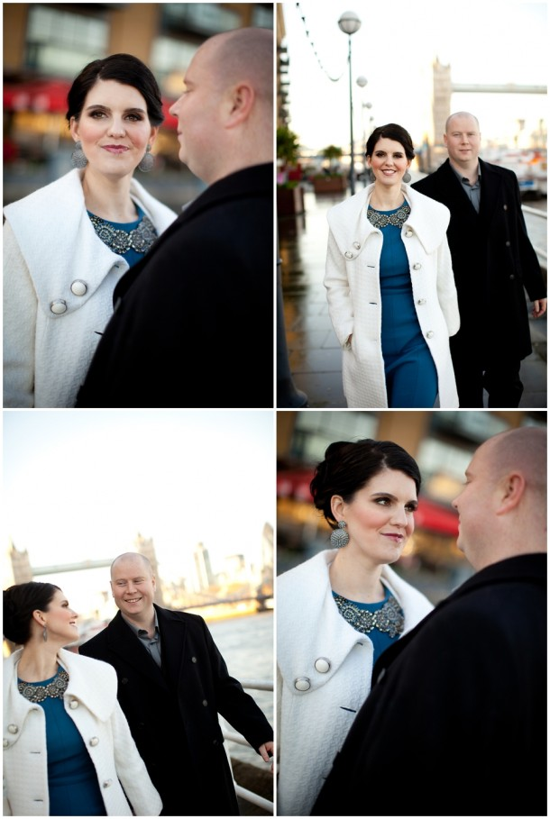 Winter London Engagement Pre Wedding Shoot (21)