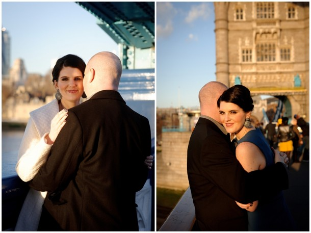 Winter London Engagement Pre Wedding Shoot (30)