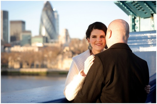 Winter London Engagement Pre Wedding Shoot (31)