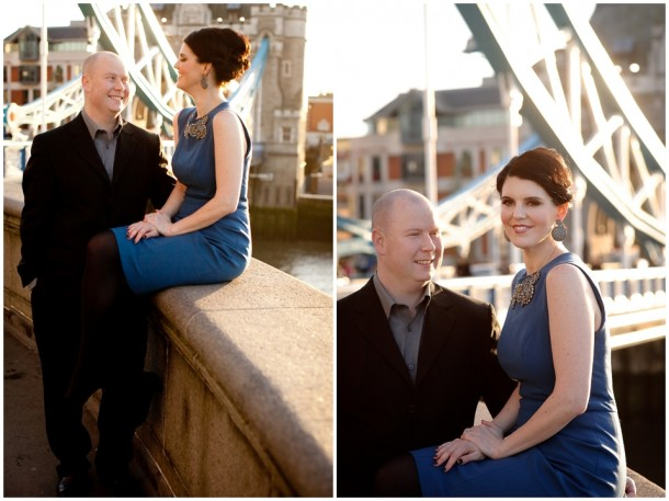 Winter London Engagement Pre Wedding Shoot (34)