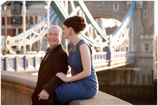 Winter London Engagement Pre Wedding Shoot (35)