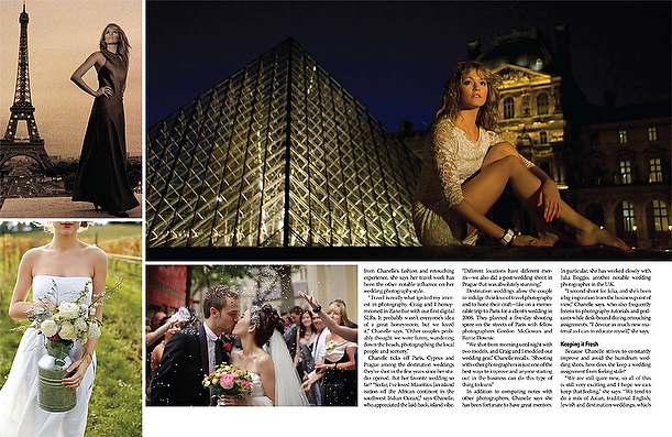 Rangefinder Magaziner does a feature on Segerius Bruce