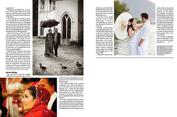 Segerius Bruce Photography  in Rangefinder Magazine