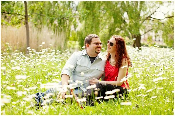 Regents Park Engagement Shoot (3)