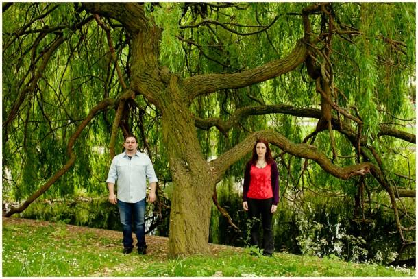 Regents Park Engagement Shoot (7)