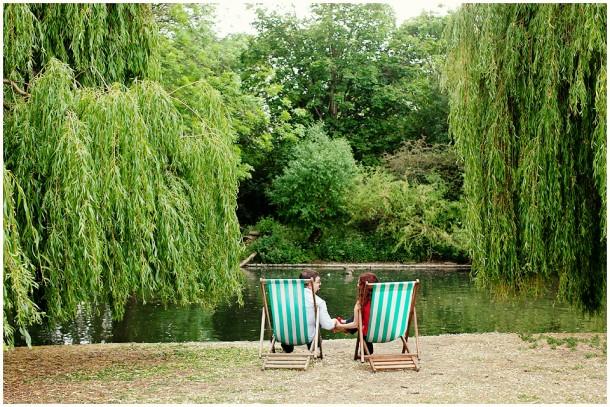 Regents Park Engagement Shoot (9)