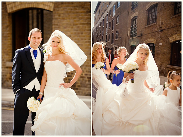 London Thames River Wedding | Top Wedding Planners in London - Segerius Bruce Photography