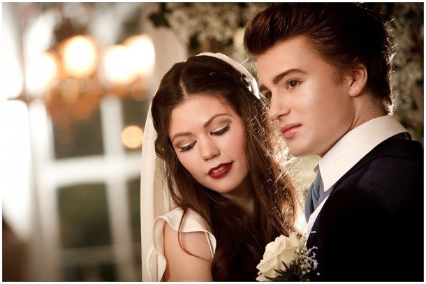 Breaking Dawn Wedding Twilight inspired Shoot (18)