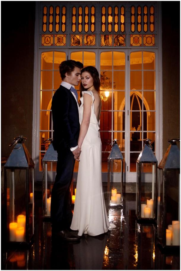 Breaking Dawn Wedding Twilight inspired Shoot (27)