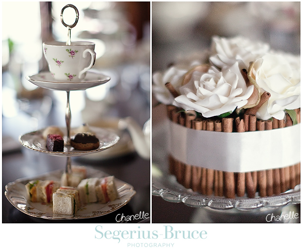 Vintage Wedding Tea Sets
