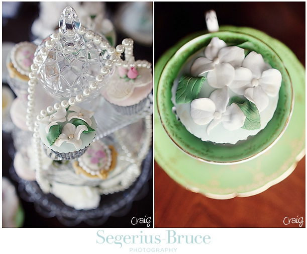 Vintage Tea Sets Wedding Inspirations