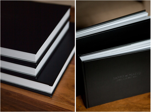 Wedding Albums by Segerius Bruce Photography