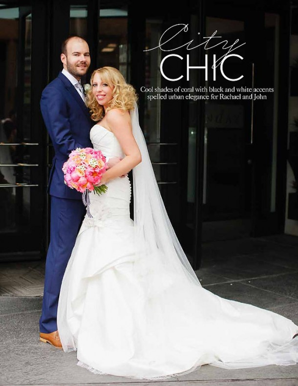Wedding at The Andaz London published You & Your Wedding (1)