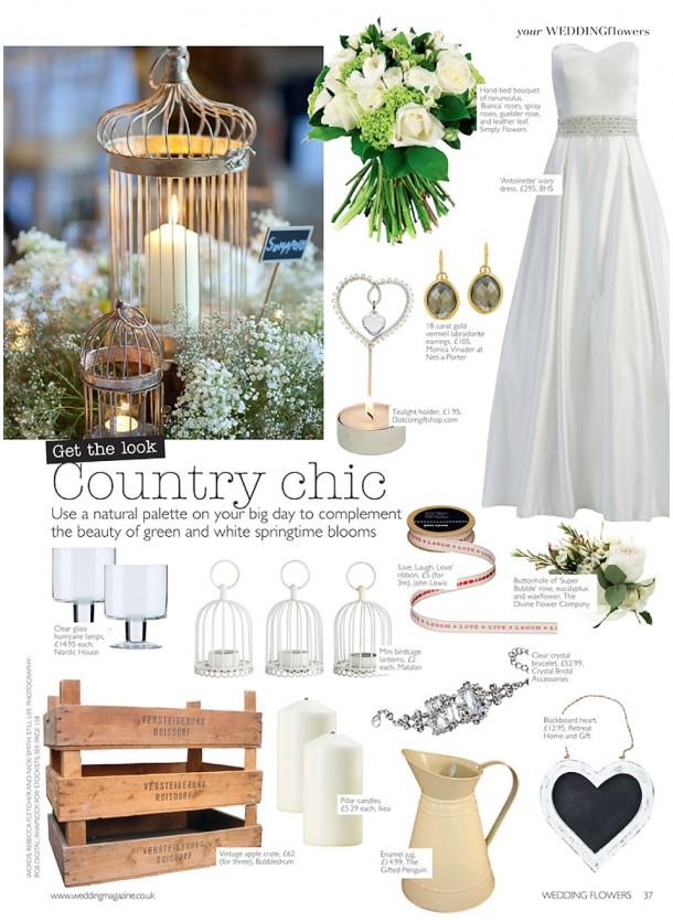 Lains Barn Wedding Flowers Magazine (2)