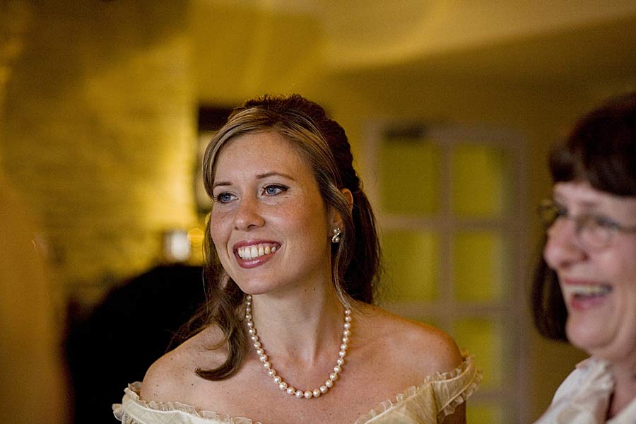Bride Portrait in a Wedding Photojournalist style