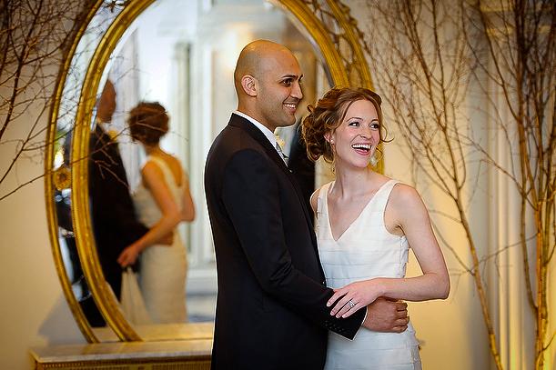 Elegent Wedding at The Berkeley