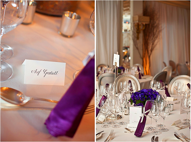 Wedding at The Berkeley London