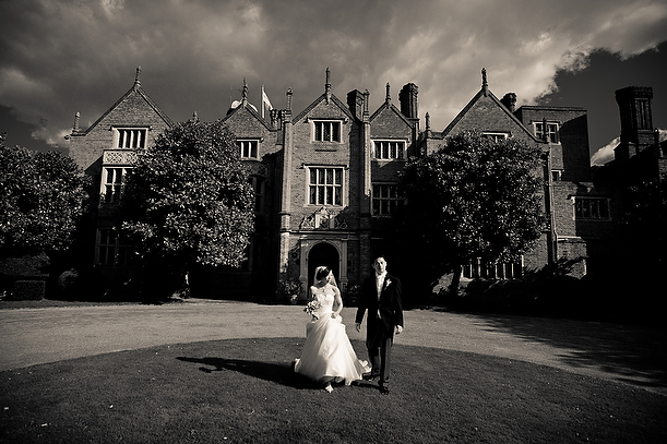 Wedding at Great Fosters Surrey