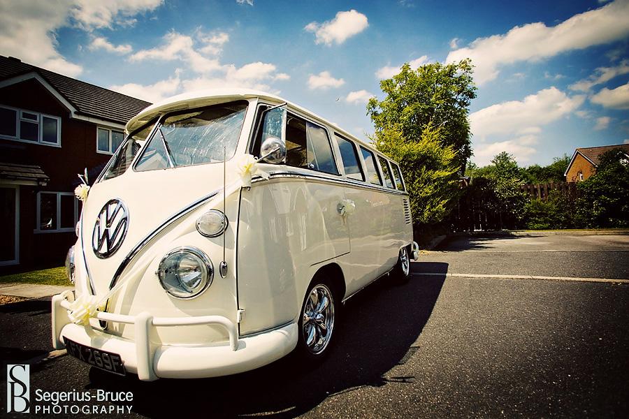 The Wedding Bug - Vintage VW for Weddings