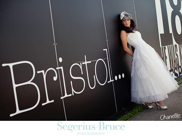 Vintage Bridal Fashion Photographer
