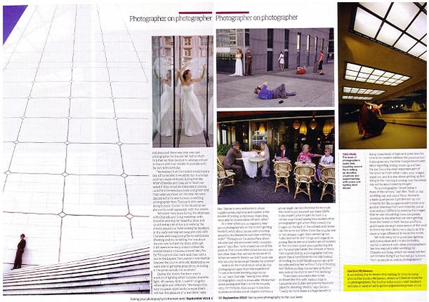 Pre Wedding Shoot Paris, Photo Pro Magazine