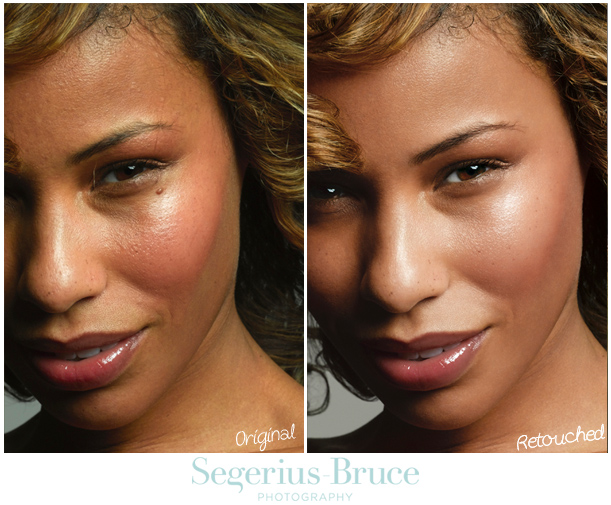 Retouching Before and Afters High End Retoucher