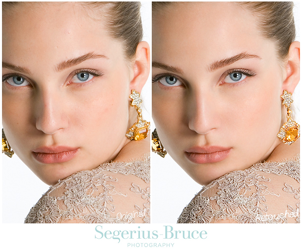 High End beauty and fashion retoucher