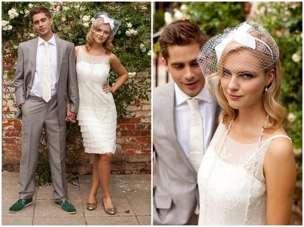 Rustic White Wooden Wedding at Gaynes Park (6)