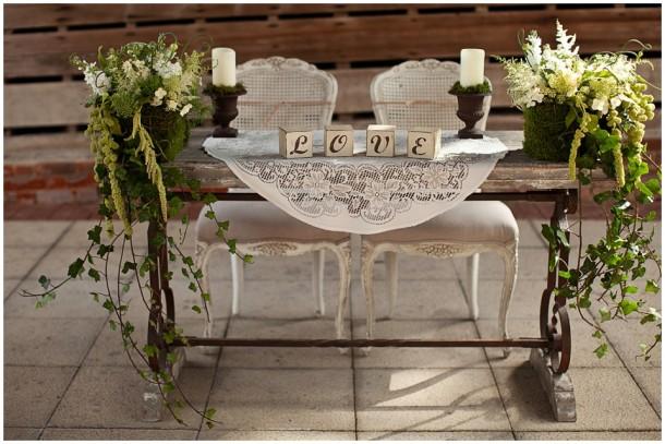Rustic White Wooden Wedding at Gaynes Park (16)