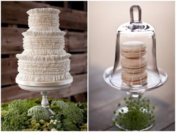 Rustic White Wooden Wedding at Gaynes Park (26)