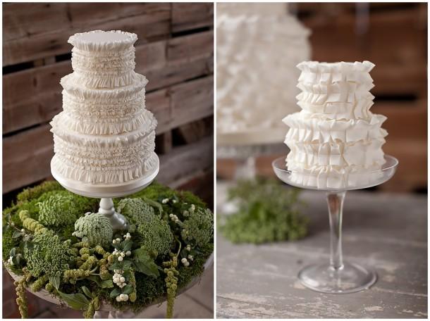 Rustic White Wooden Wedding at Gaynes Park (27)