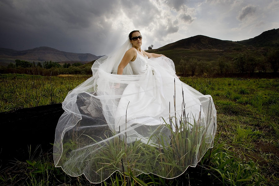 Trash The Wedding Dress South Africa